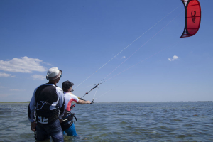 Learning to Kitesurf in Cape Town