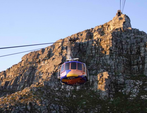 The Table Mountain Escapade